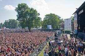 Jupiler biersponsor Bevrijdingsfestival Den Haag