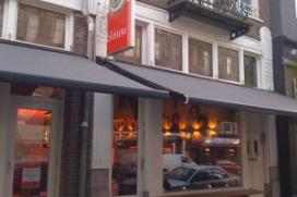 Restaurant Blauw naar Rotterdam met crowdfunding