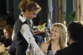 Gast positiever; hoogste cijfer voor restaurants
