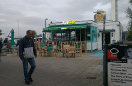 125ste Subway geopend in Amsterdam