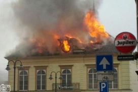 Grand-café De Rechter verwoest door brand