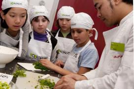 Topkokkies organiseert tweede kidskookbattle