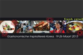 Sterchefs maken culinaire reis naar Zuid-Korea