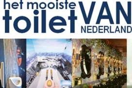 Wedstrijd Mooiste Toilet van Nederland gestart