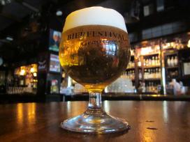 Bierfestival Groningen op 12 en 13 april