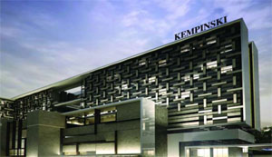 Kempinski groeit in Azië