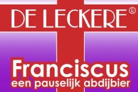 De Leckere introduceert abdijbier Franciscus