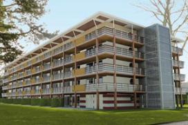 Derde Landal-park op Terschelling geopend