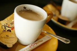 Trend: upgrading van koekje bij koffie