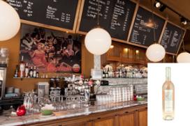 Eigen rosé voor topcafé Van Zanten Rotterdam