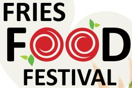 Tien Friese topkoks op Fries Food Festival