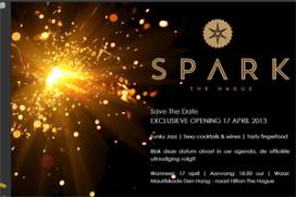 Hilton-hotel The Hague opent bar Spark
