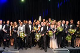 Twee Venuez-awards Conservatorium Hotel