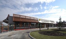 Twee nieuwe restaurants voor McDonald's Nederland