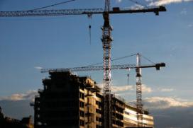 Bijna duizend hotels in aanbouw in Europa