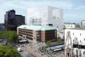 Accor opent Novotel aan Rotterdamse Coolsingel