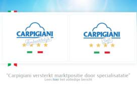 Carpigiani splitst softijs en ambachtelijk ijs