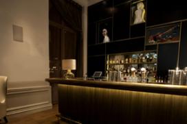 Nieuwe bar Amstel-hotel Amsterdam geopend