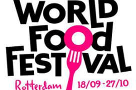 Burgemeester Aboutaleb opent World Food Festival