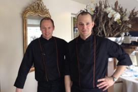 Nieuwe chefs Bilderberg Parkhotel Rotterdam