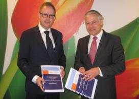 NBTC en Schiphol bekrachtigen samenwerking