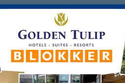 Hotelactie Blokker en Golden Tulip fors uitgebreid