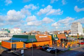 Amsterdamse McDonald's wint duurzaamheidprijs