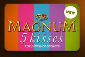 Nieuwe Magnums geïnspireerd op Franse desserts