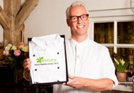 Rudolph van Veen haringambassadeur 2013