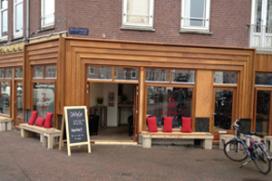 Derde winkel CoffeePlaza in Amsterdam