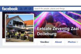 Facebook meest populair bij horecaondernemers