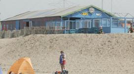 Aantal strandtenten in Nederland richting 400