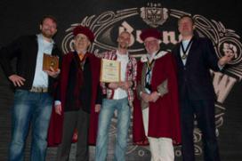 Olivier in Utrecht wint Bier & Gastronomie Award