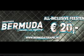 Discotheek Bermuda Ter Apel afgebrand