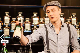Amsterdam krijgt bartender school
