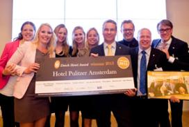 Winnaar Dutch Hotel Award pakt uit met acties