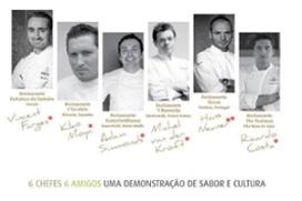 Michel van der Kroft* naar culinair festival Portugal