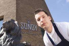 Sous-chef Sonoy naar Landgoed Lauswolt