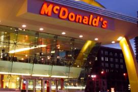 McDonald's in mei plus van 2,6 procent