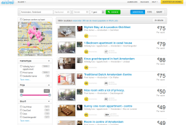 Airbnb: '87 procent verhuurt woning af en toe