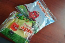 Happy Meal krijgt wortelfriet en appelpartjes