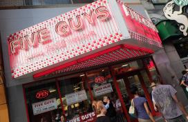Hamburgerketens Five Guys en Shake Shack komen naar Europa