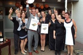 'Ruimzicht Zeddam is Leukste Hotel van Nederland