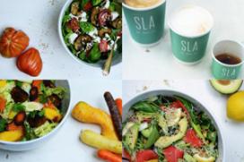 Eat, share, live' in Amsterdams restaurant SLA