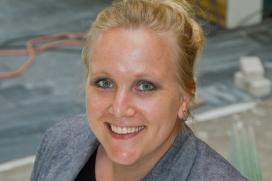 Anke Dortmans manager van hotel Udens Duyn