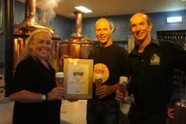 Bierprijs voor tweevoudig Café van het Jaar