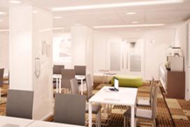 Marriott lanceert 'nieuwe vergaderen' in Amsterdam