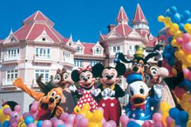 Reddingsplan van 1 miljard euro voor Euro Disney
