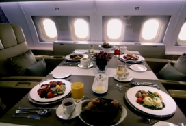Emirates lanceert 'vijfsterrenhotel in de lucht