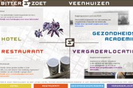 Faillissement en doorstart Bitter & Zoet Veenhuizen